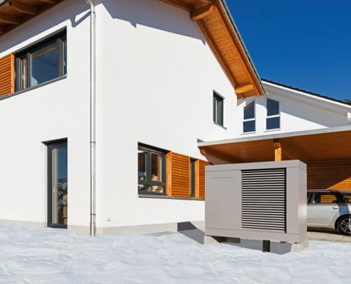 Solaranlage / Wärmepumpe